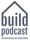 Build Podcast Logo