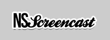 NSScreencast Logo