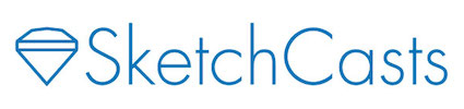 SketchCasts Logo